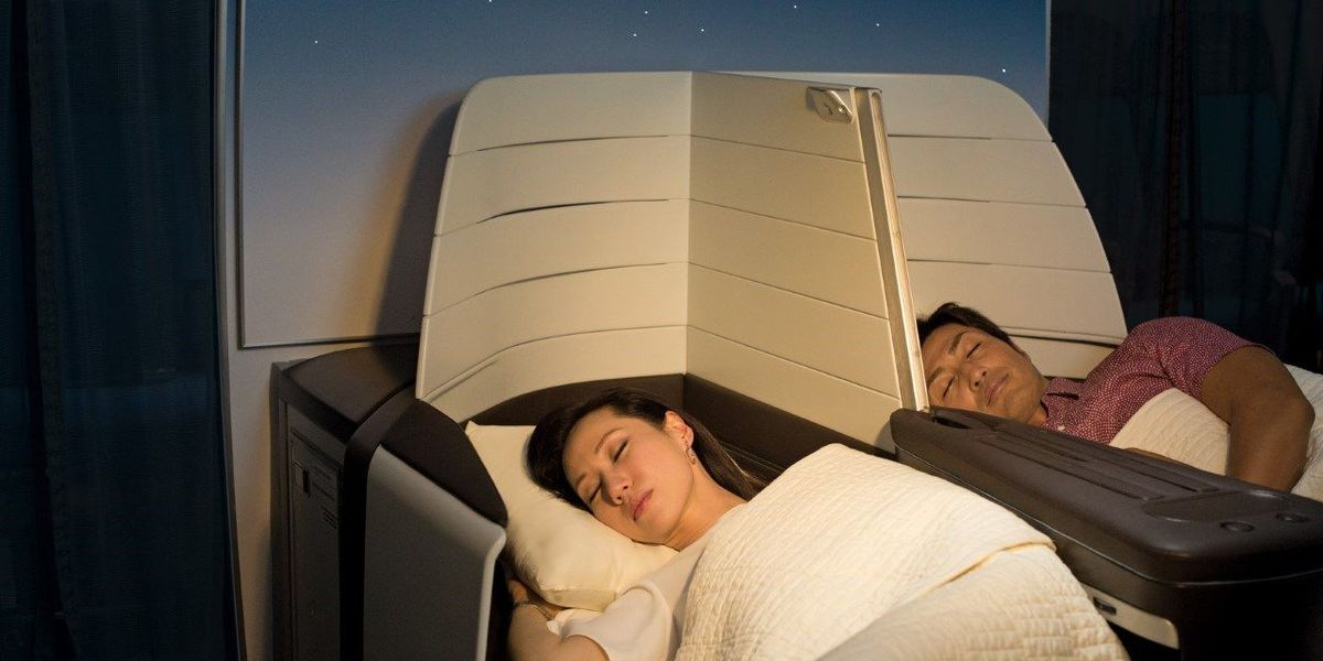 Hawaiian Airlines unveils new lie-flat seating