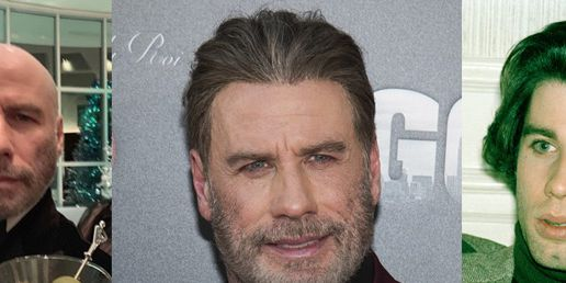 John Travolta shows off new look on Instagram