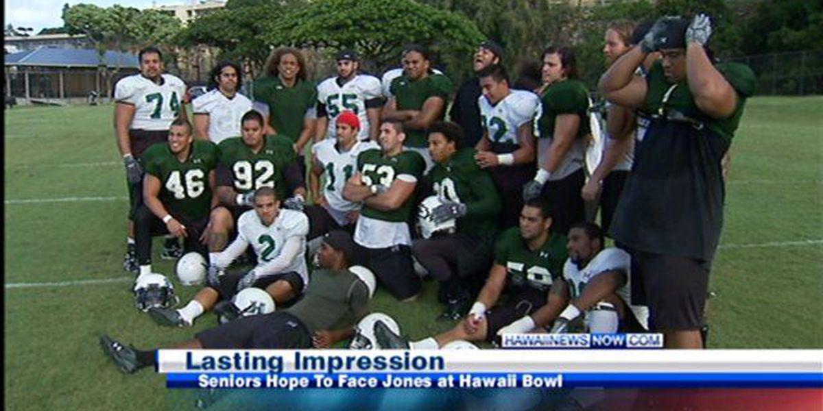 Warriors Motivated; Hawaii Bowl