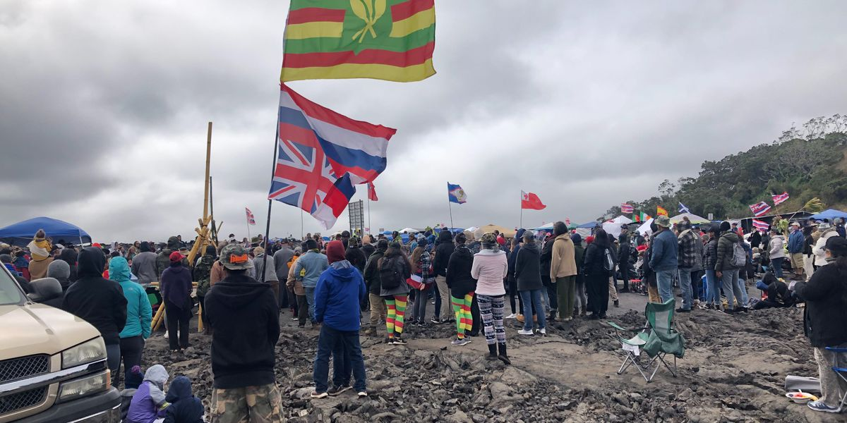 Hawaii ethics board receives petition over Mauna Kea protest