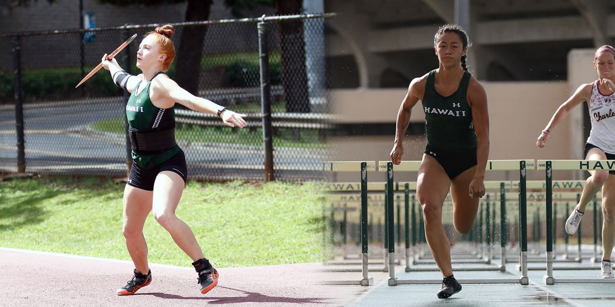 Lacosse advances in NCAA West Preliminary Championships, while Brenzil places 13th in the Javelin