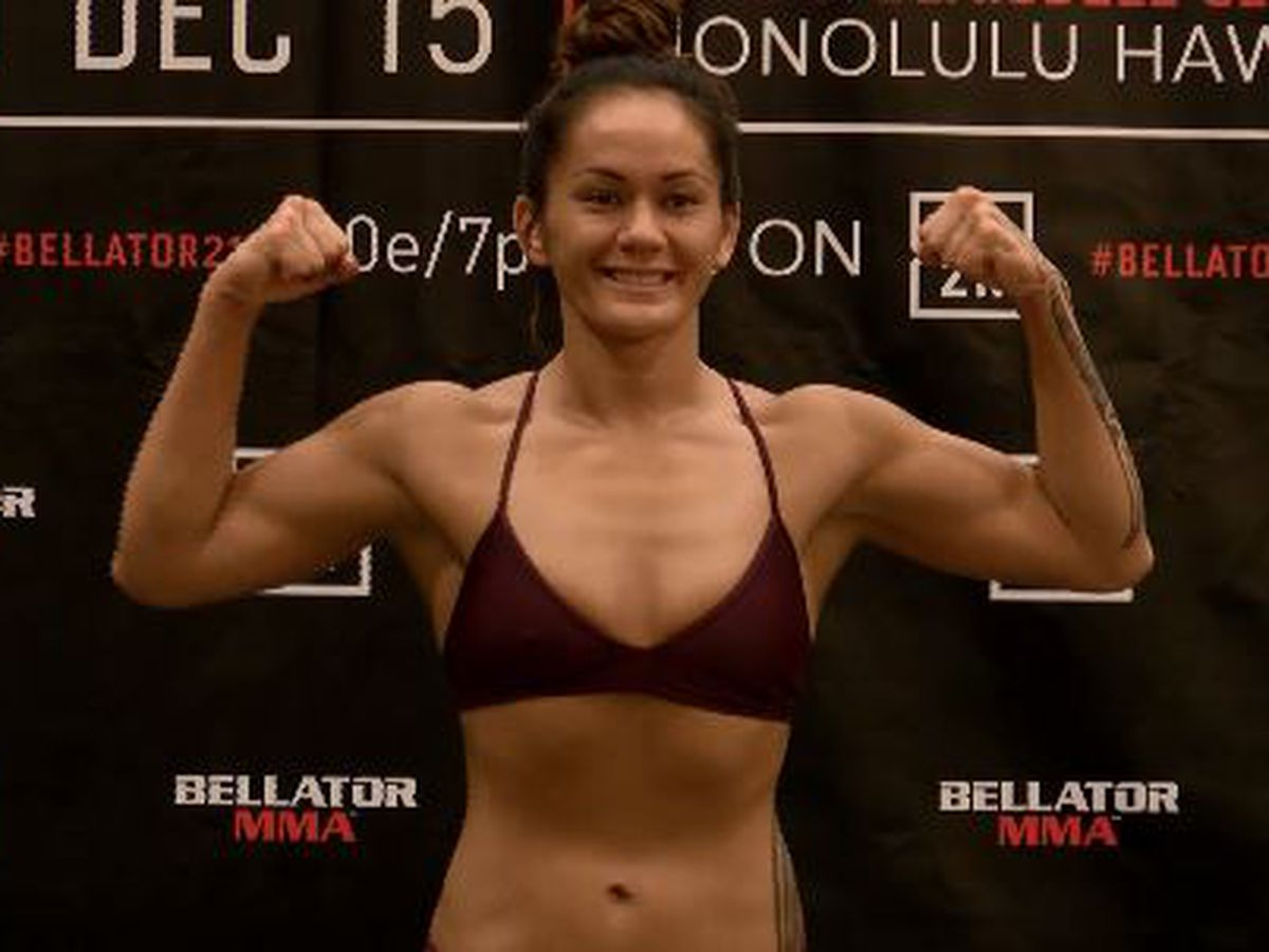 Bellator 213 weigh-in results