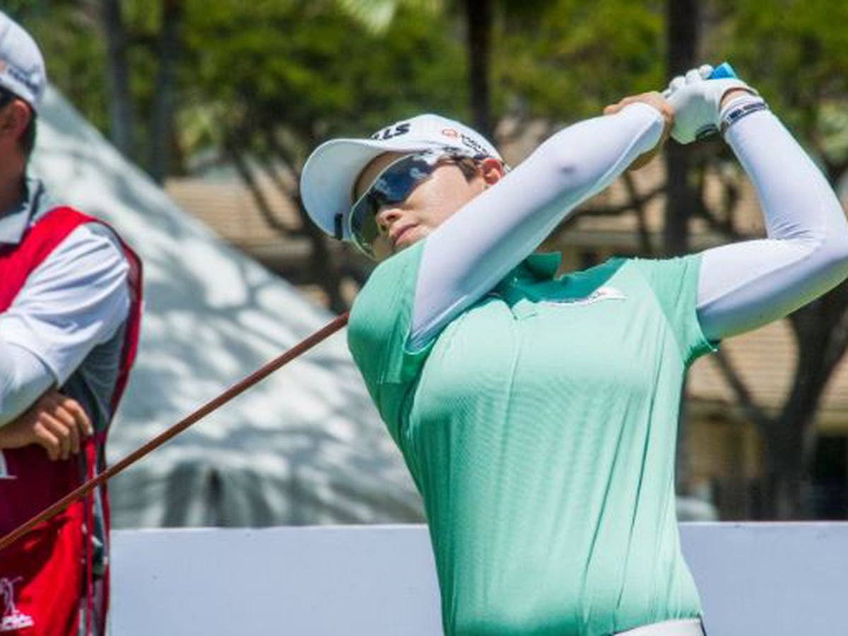 Leaders, highlights from Round 2 of 2019 LOTTE CHampionships