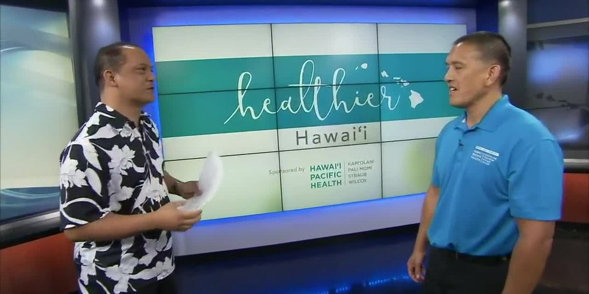 Healthier Hawaii: Spinal stenosis
