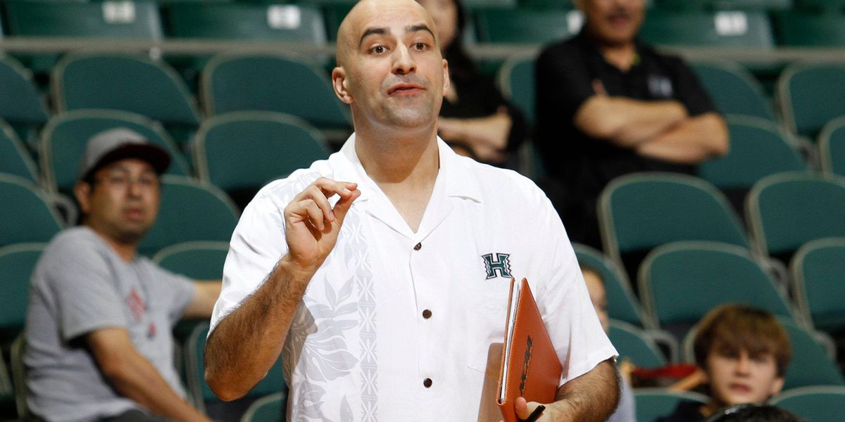 Alex Delanian returns to Rainbow Wahine basketball coaching staff