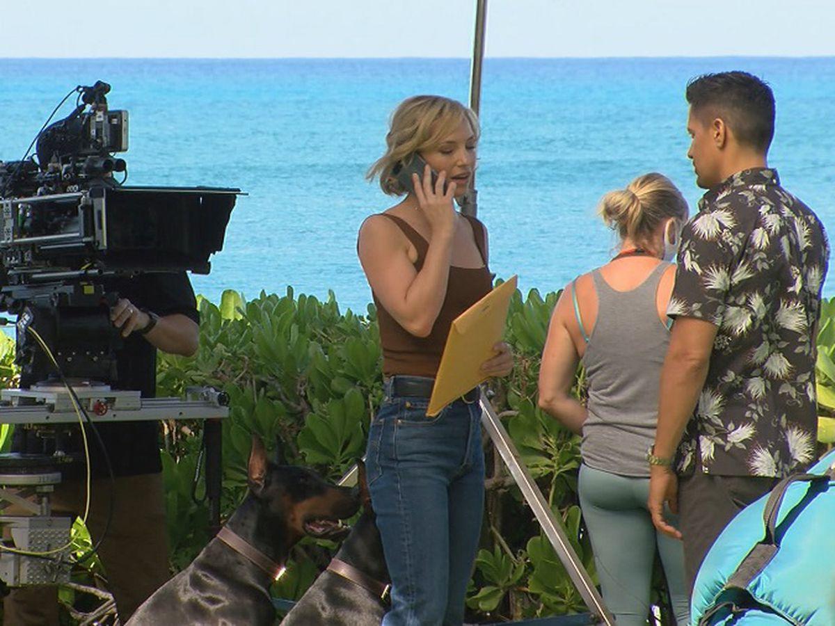Hawaii movie, TV productions set to start work despite virus