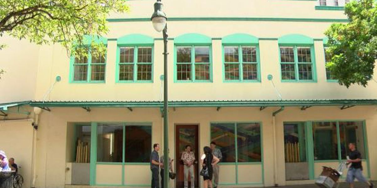 City transforms former gambling den into low-cost apartments for homeless
