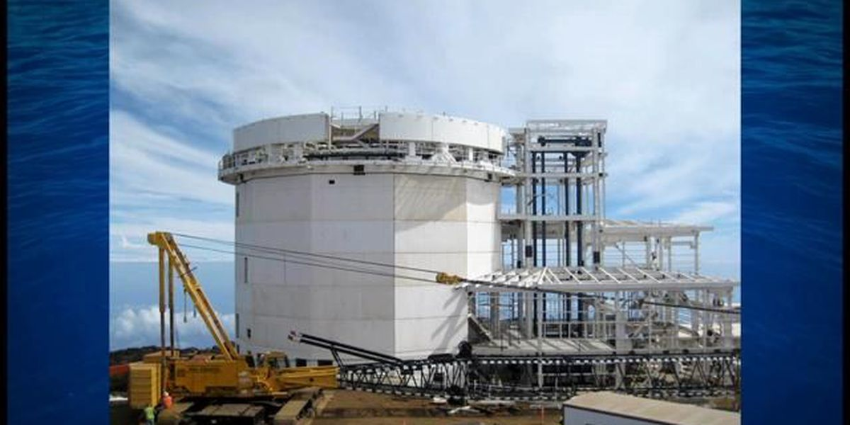 Groups plan to stop Haleakala telescope material deliveries