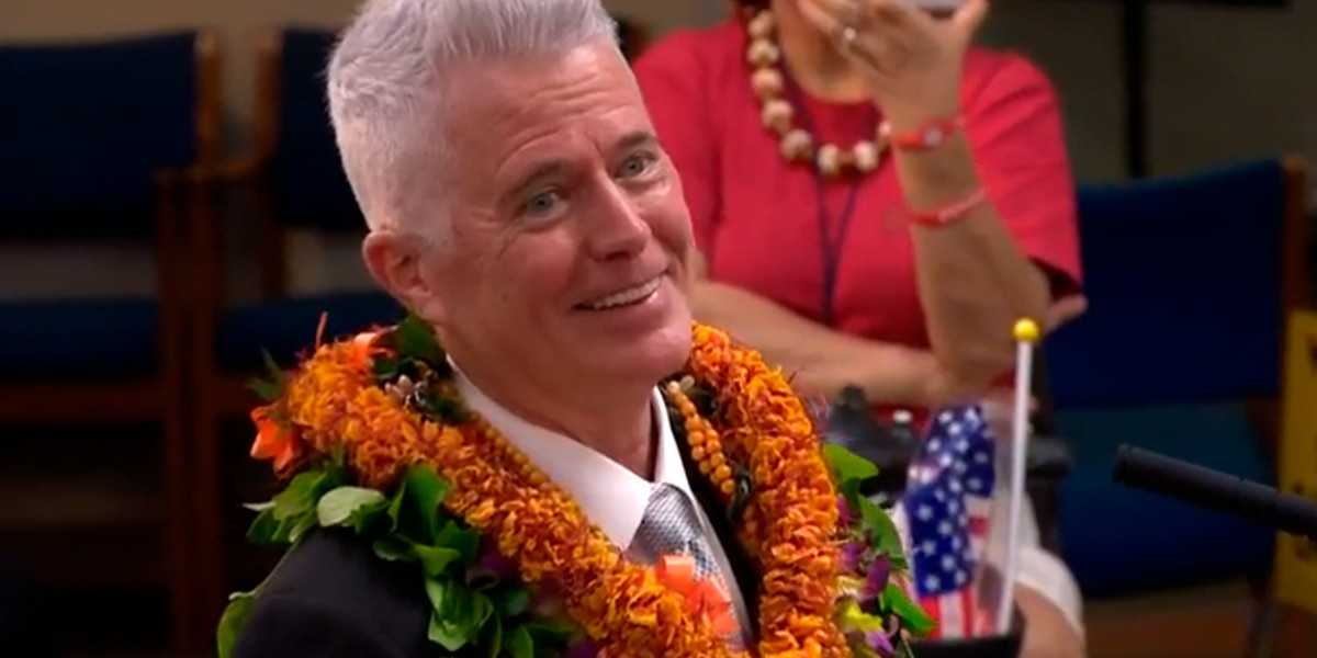 Honolulu mayor-elect makes first selection of incoming administration