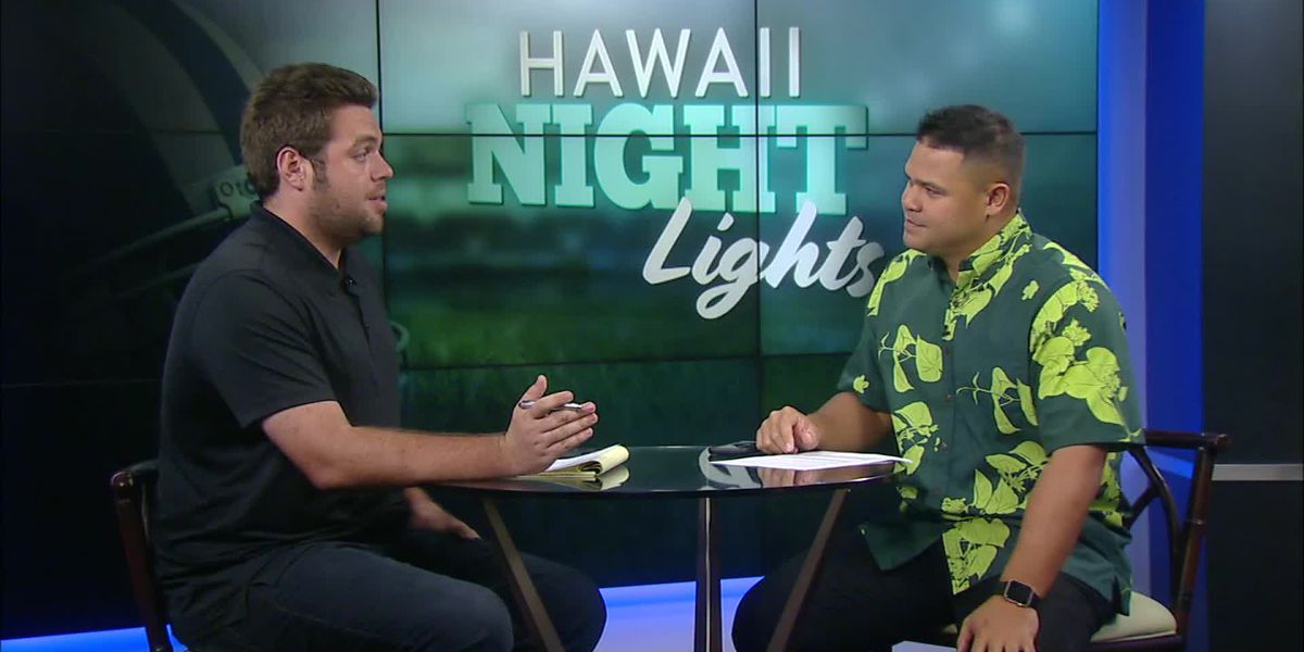 Hawaii Night Lights: Week 9 (9/27/2018)