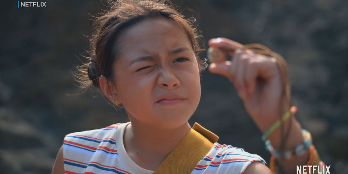 Netflix star Kea Peahu's journey from Kapolei to Hollywood