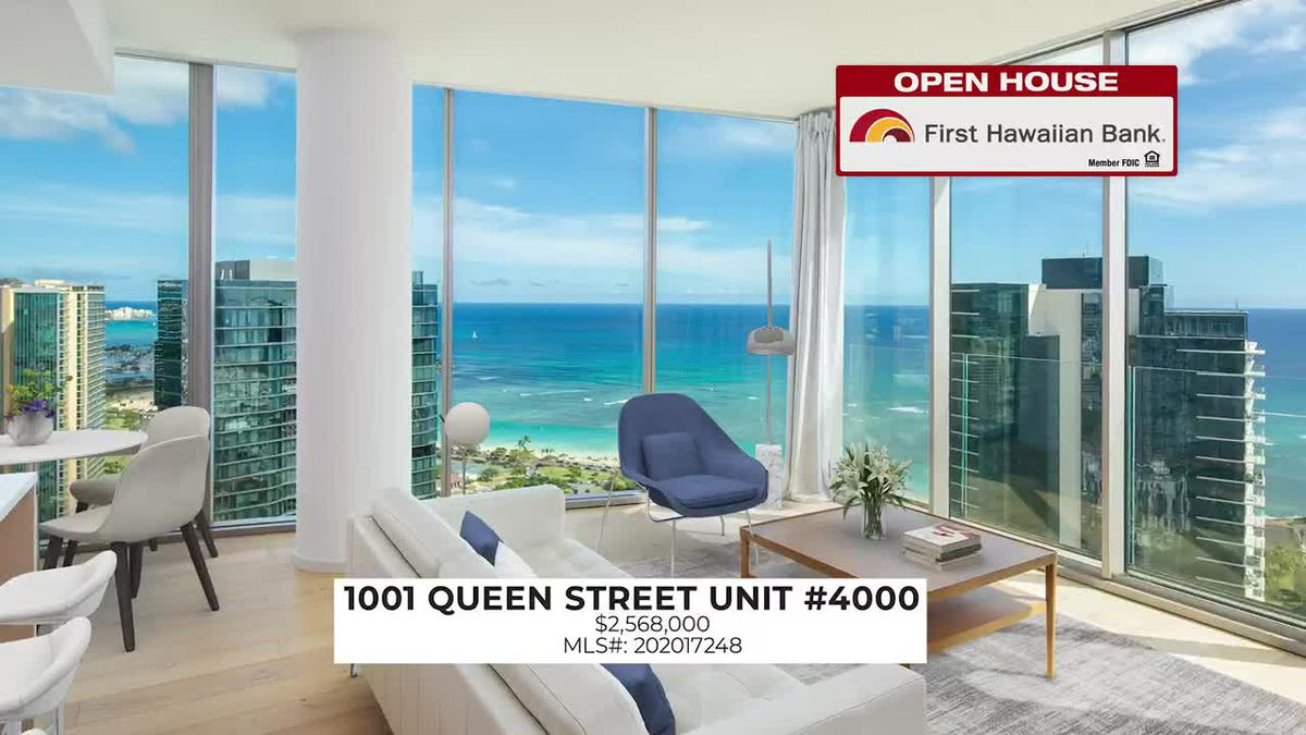 Open House: Corner unit condo in Waikiki and penthouse in Kaka'ako