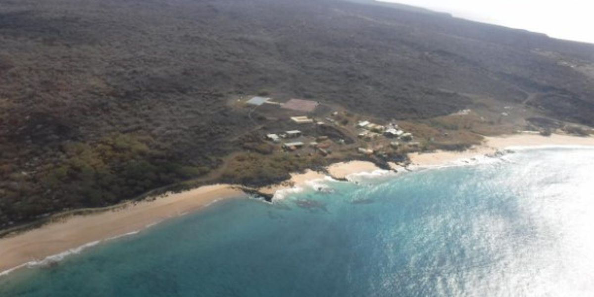 Kahoolawe brush fire appears to be out after one-third of the island is burned