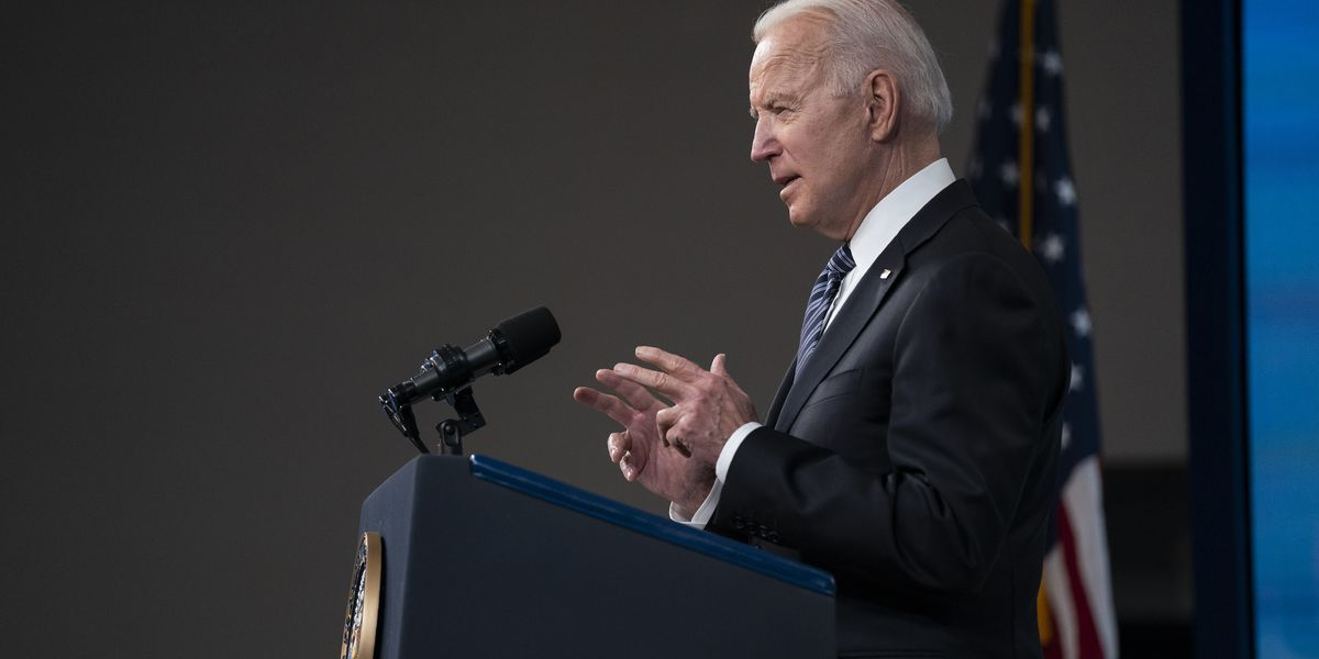 LIVE: Biden delivers remarks on Colonial Pipeline cyberattack