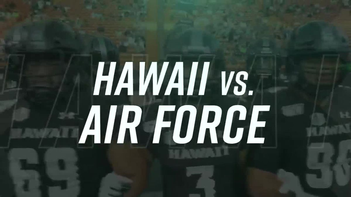 The Nick Rolovich Show: Week 9 vs. Air Force