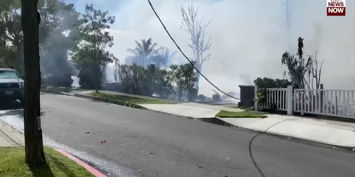 Homes in the vicinity of shooting-related Diamond Head fire burned to the ground