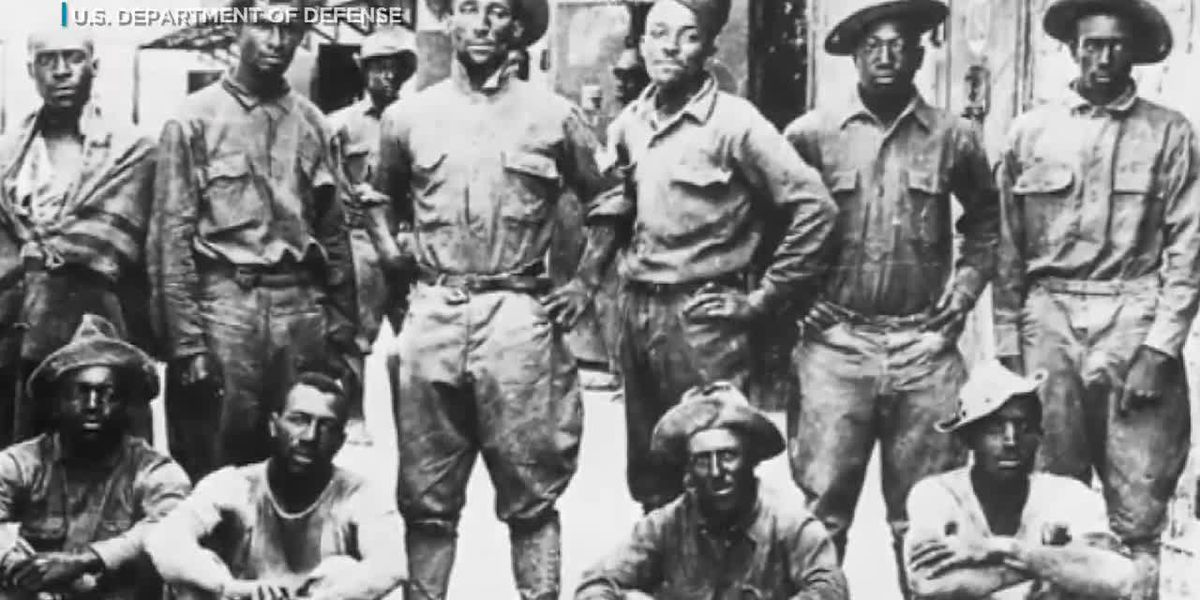 Famed Buffalo Soldiers built the Mauna Loa Trail with only hammers and their hands