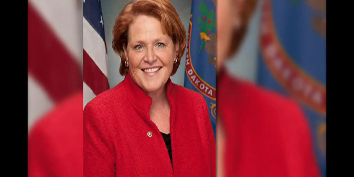 Senator Heidi Heitkamp apologizes amid sexual assault ad controversy
