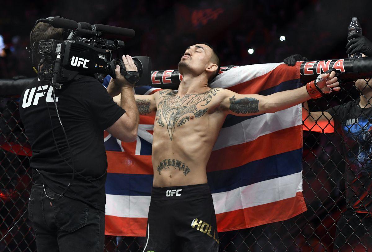 L'UFC revient à la télévision en réseau avec Holloway contre Kattar sur Fight Island