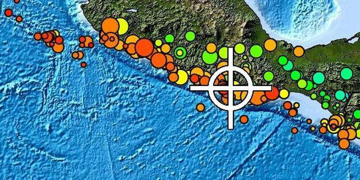 No tsunami threat to Hawaii from large temblor in Mexico
