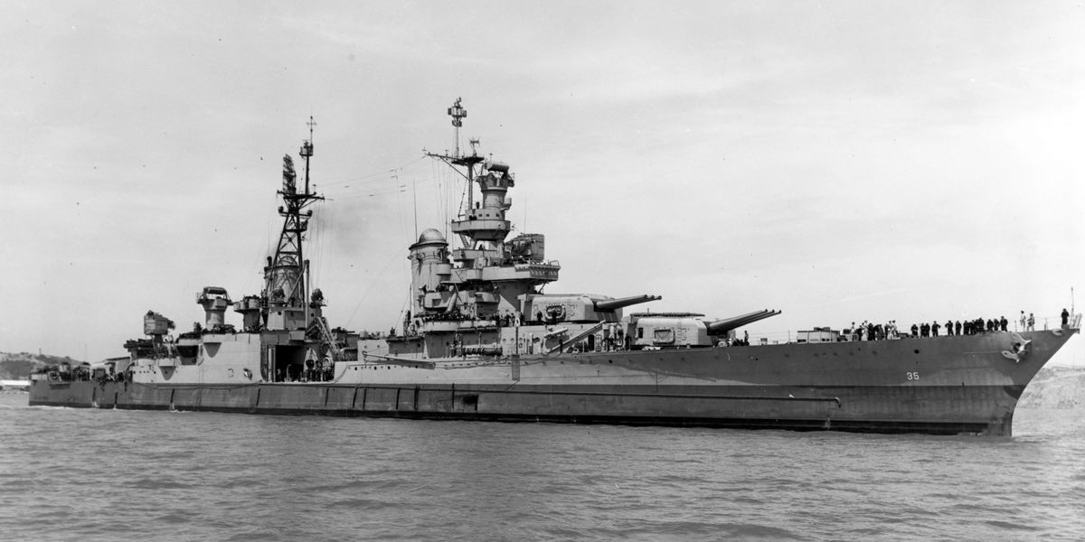 'Never forgotten': After 72 years, USS Indianapolis is found