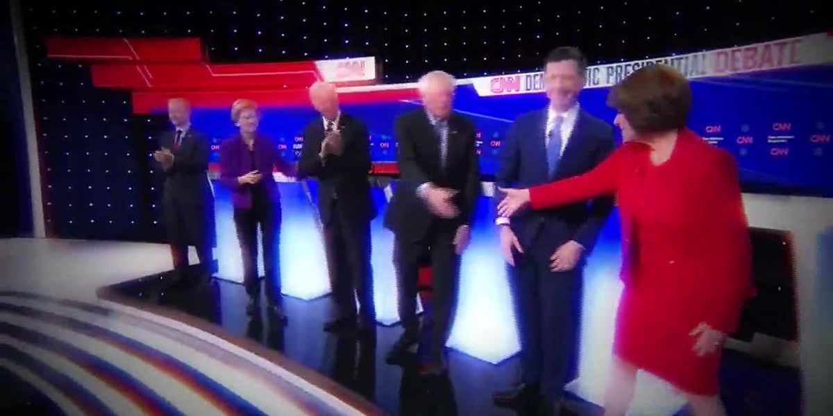 Democrats to face off in debate