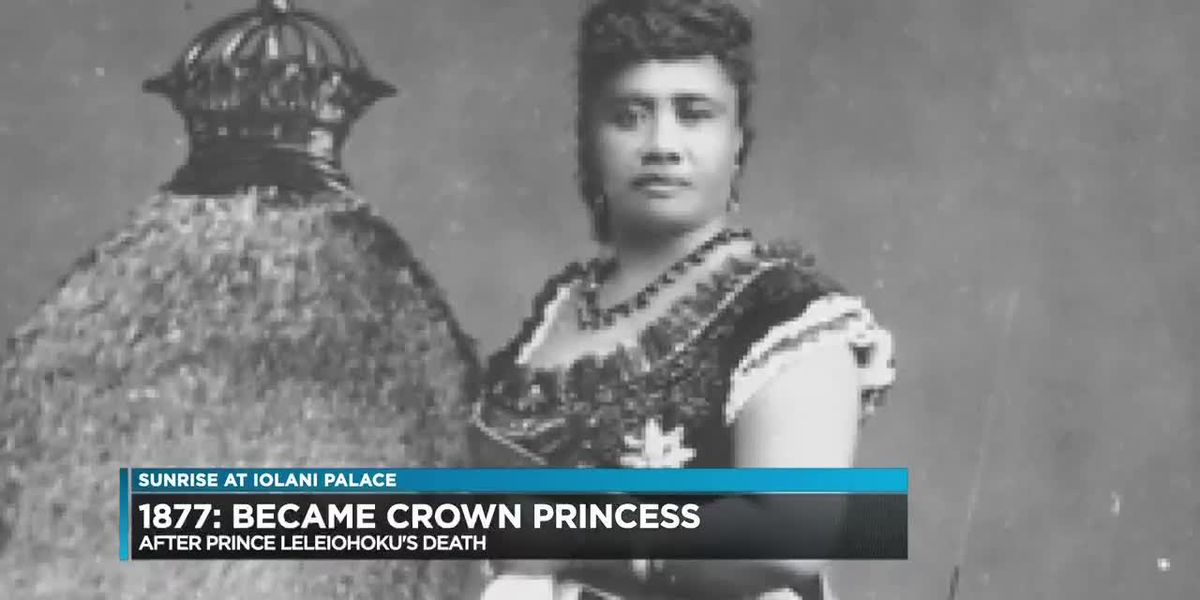 Queen Liliuokalani, Hawaii's first (and only) female monarch