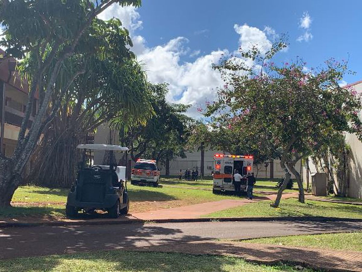 2 students injured in apparent stabbing at Mililani High; suspect in custody