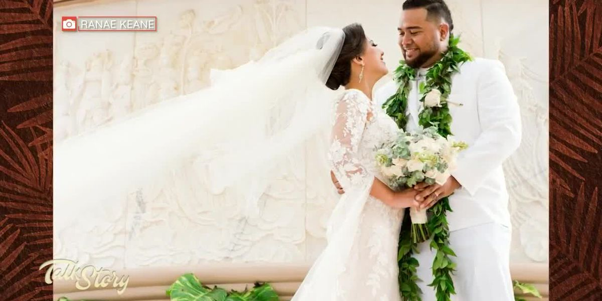 Lacy Deniz shares special moments from her dream wedding on the Big Island