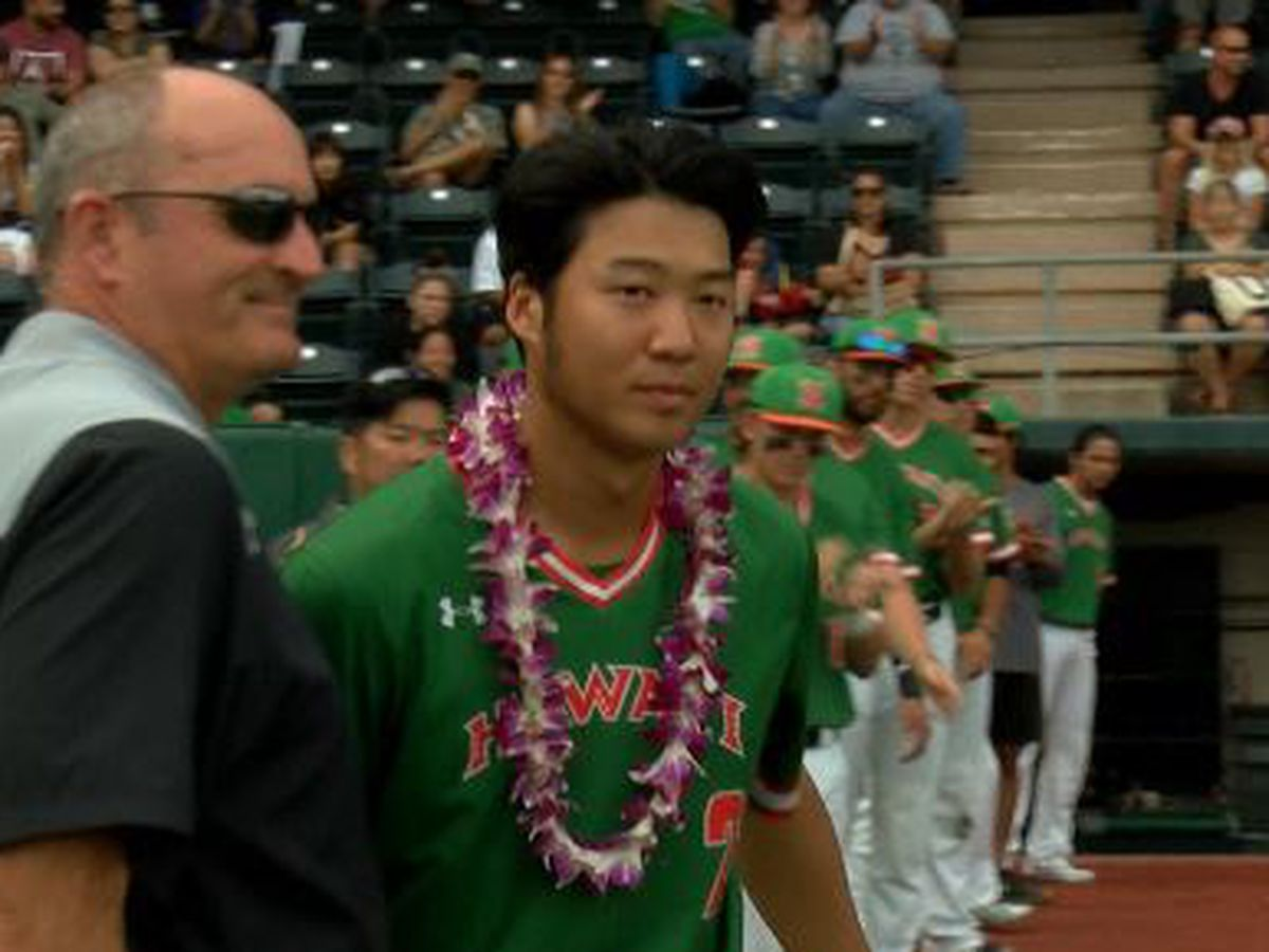 Yamazaki hopes to create pipeline between Japan and UH