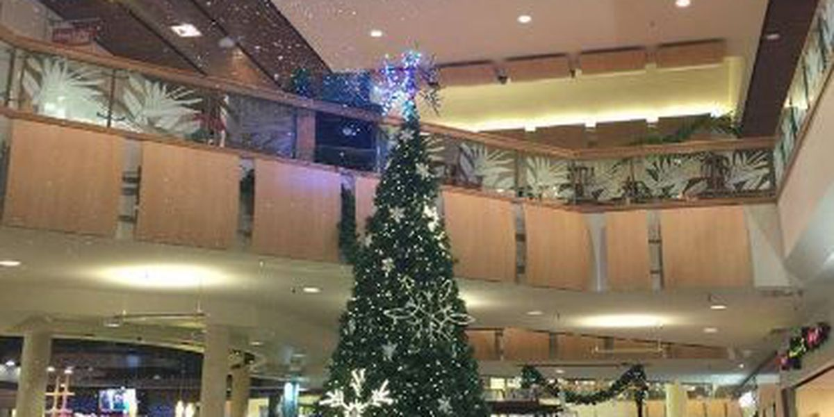 Here's why it's Christmas in October at Windward Mall