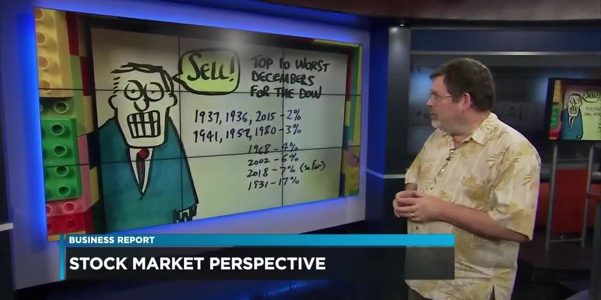 Business: Historical perspective of the stock market