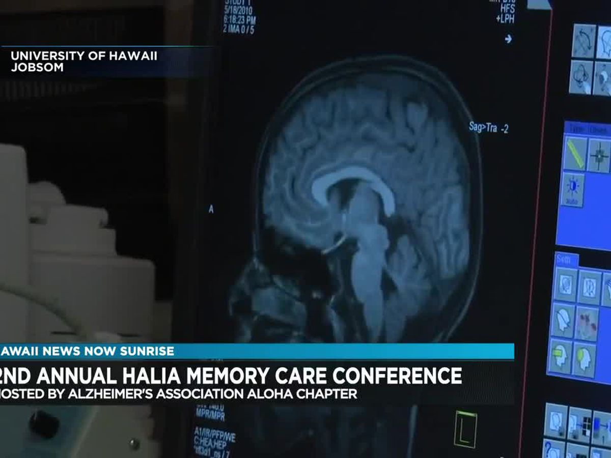 Alzheimer's Association Aloha Chapter's 2nd Annual Hali'a Memory Care Conference