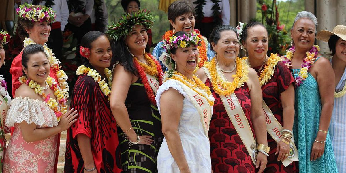 Want to be the next May Day Lei Queen? The application period is now open