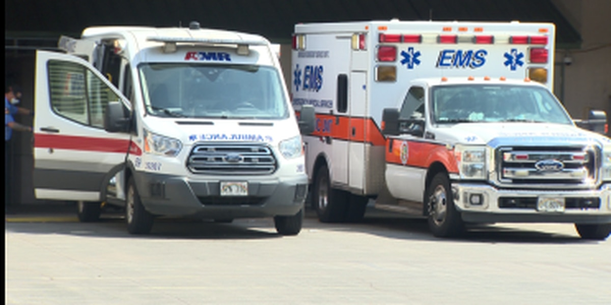 EMS worries potential budget cuts will slash their crucial operations
