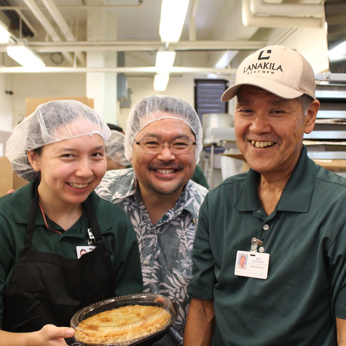 Thanksgiving dinner for a good cause? Lanakila Pacific has you covered