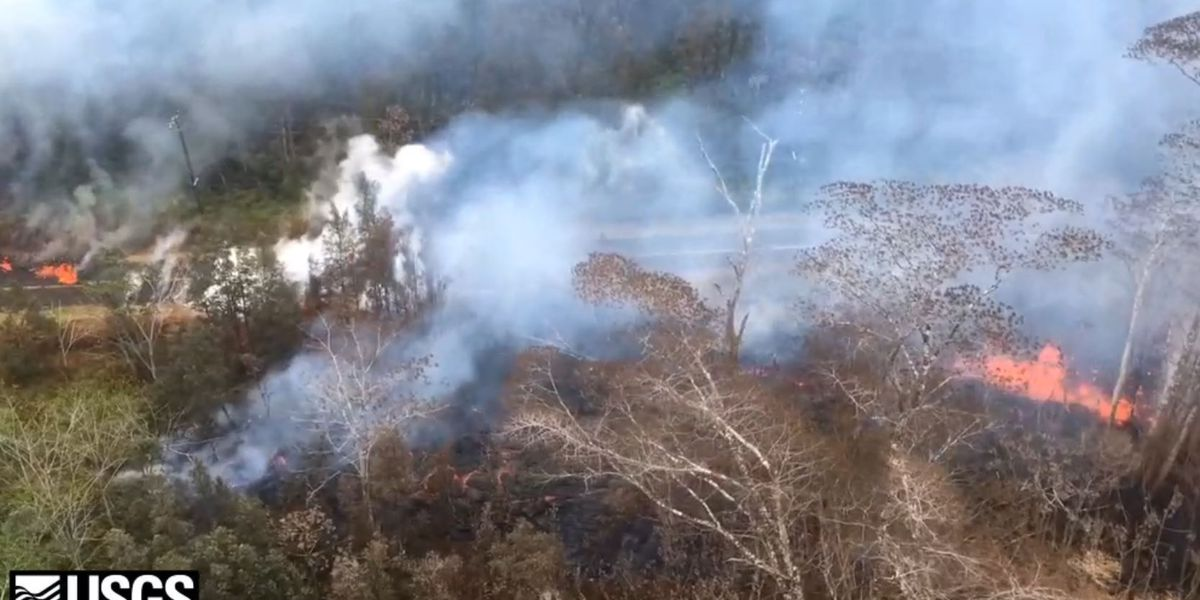Kilauea eruption survivors say they want to return to homes
