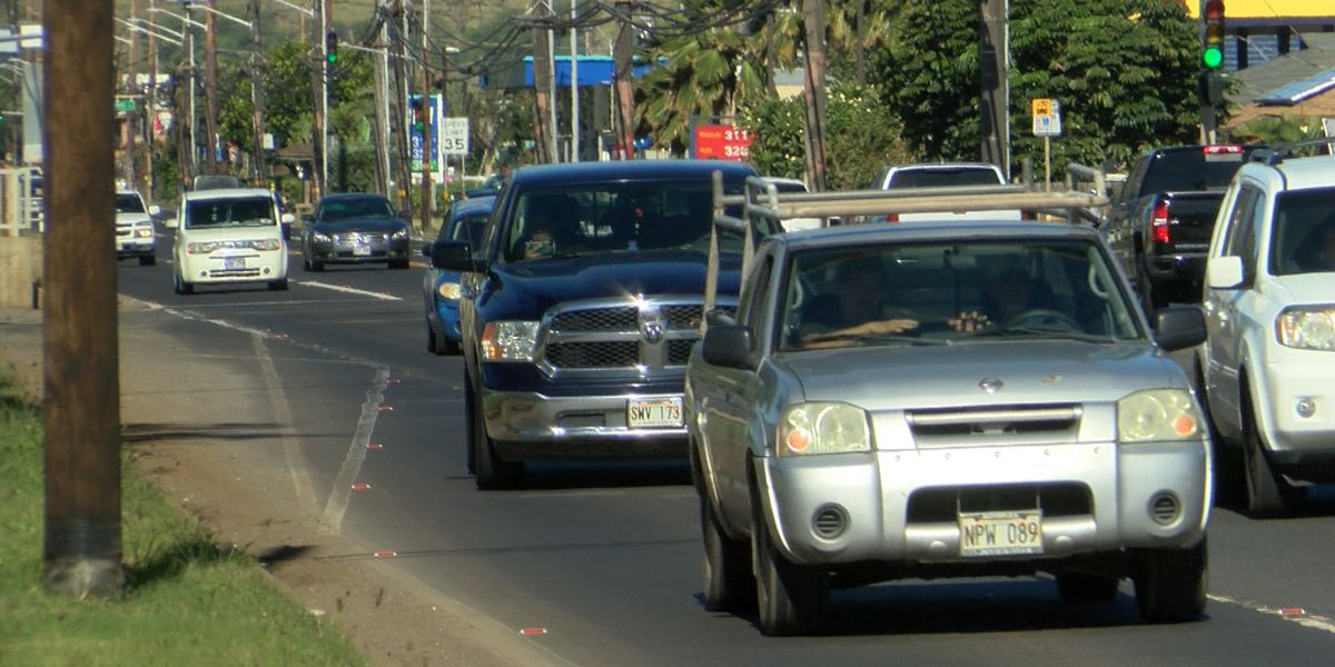 State to re-stripe lines after driver says poor road markings caused crash