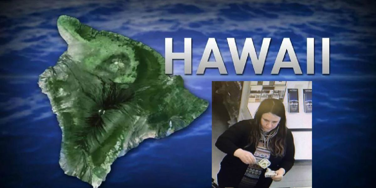 Big Island woman wanted after allegedly using counterfeit cash