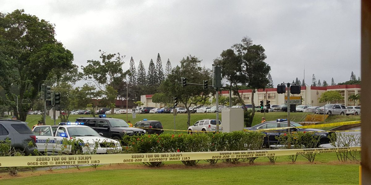 2 wounded in officer-involved shooting in Mililani