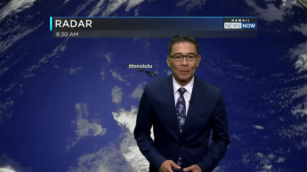 HNN Morning Web Weather Friday, February 14, 2020