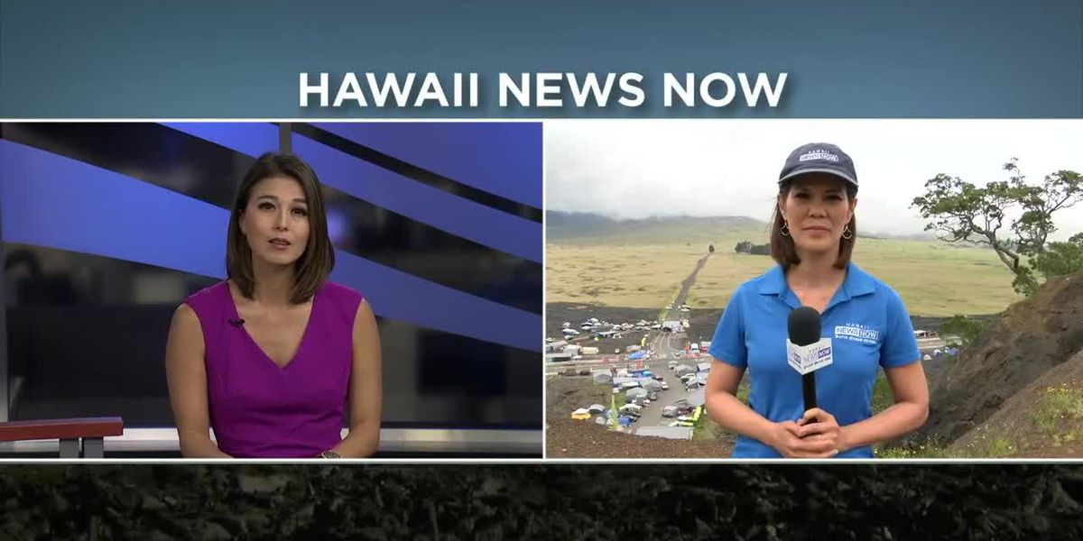 Update from Mauna Kea on status of ongoing TMT protests
