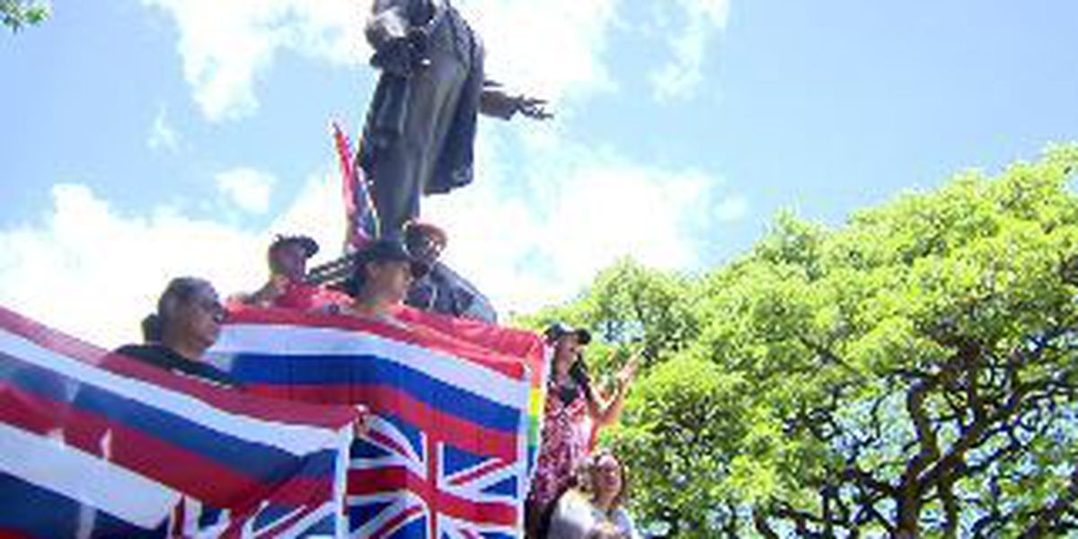 In solidarity with Virginia protesters, activists renew efforts to remove McKinley statue