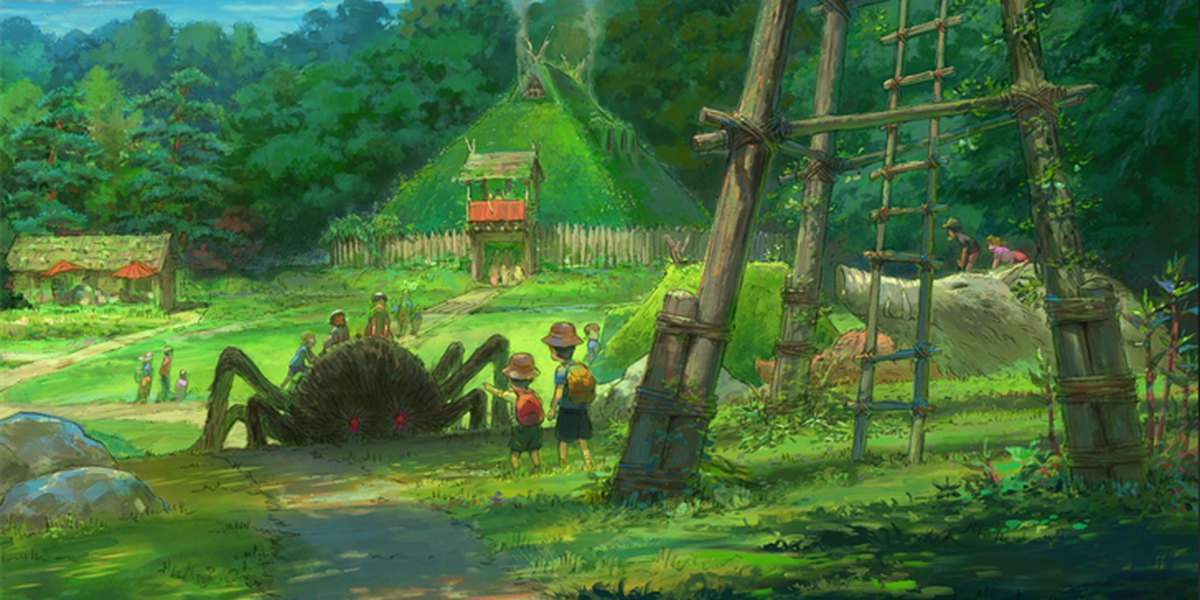 Check this out! Japan is getting a new anime theme park