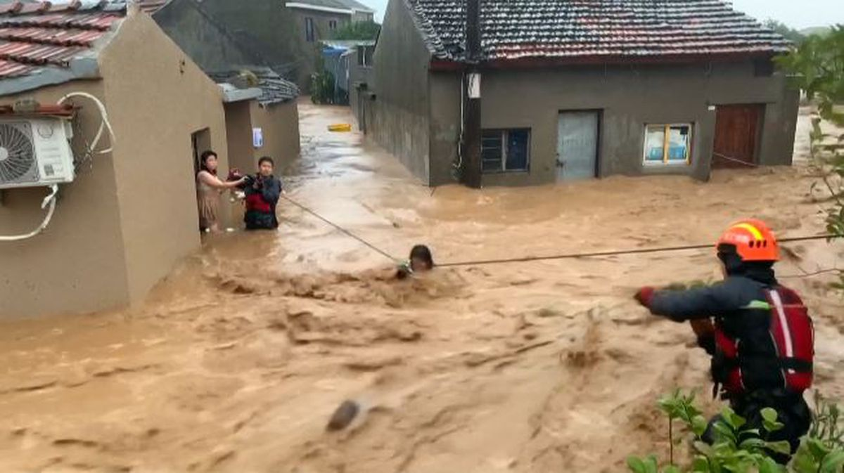 Asia slammed by storms; death toll climbs in China, Japan prepares for third typhoon in as many weeks