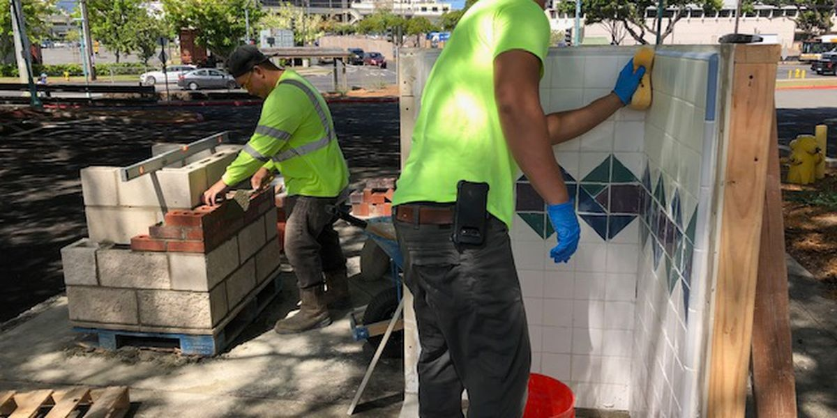 'It's an art': Building trades apprentices to face off in bricklaying battle