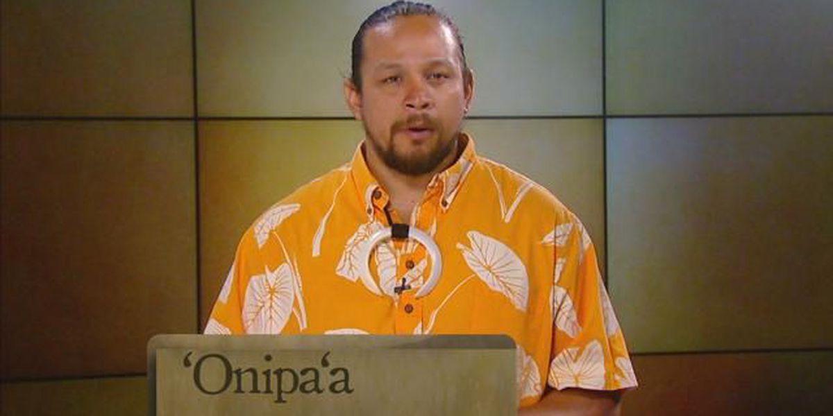 Hawaiian Word of the Day: Onipaa