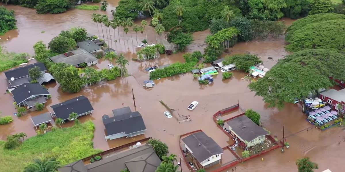 SBA offers financial relief to Hawaii businesses, residents affected by March flooding