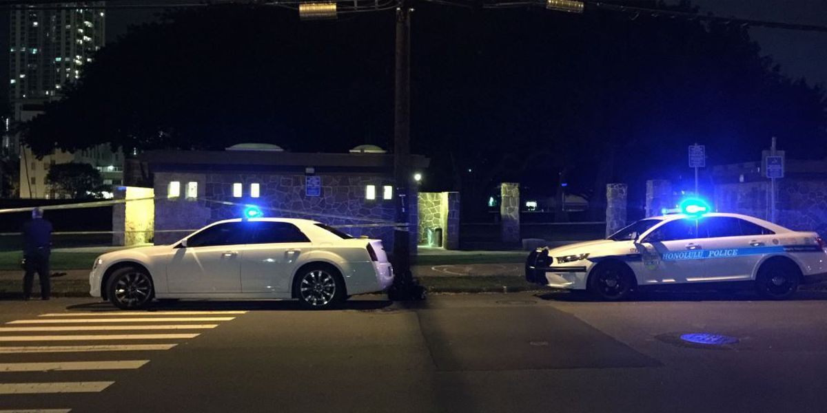 HPD: Suspect on the loose after apparent Easter Sunday stabbing in Honolulu