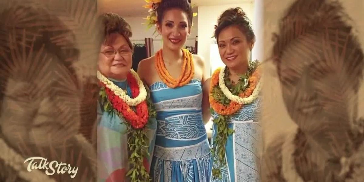 Kapua Dalire-Moe carries on her familyʻs hula legacy